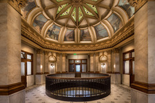 Missoula Montana Courthouse - Montana Architectural Photographer