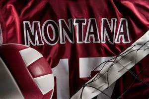Universty of Montana Sports Poster | Mark Bryant