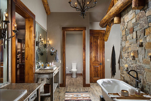 Custom Master Bathroom Montana